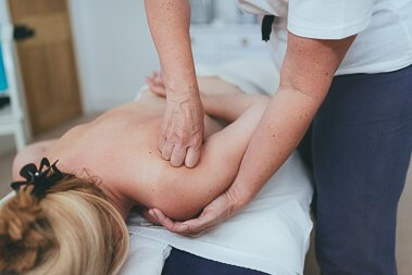 chronic pain relief massage